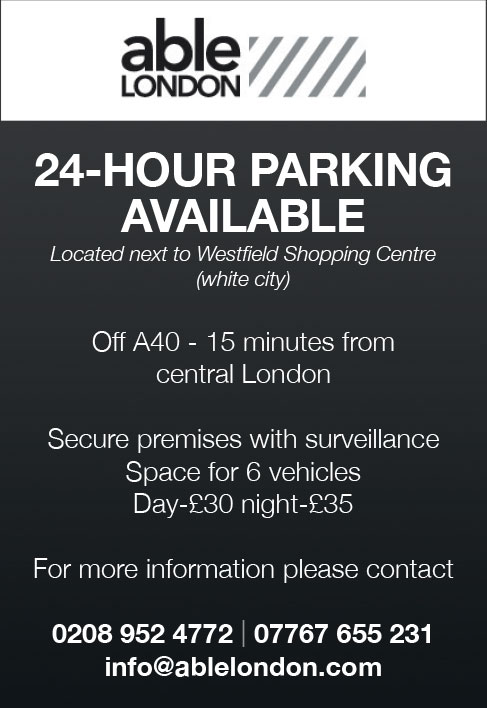 London_parking